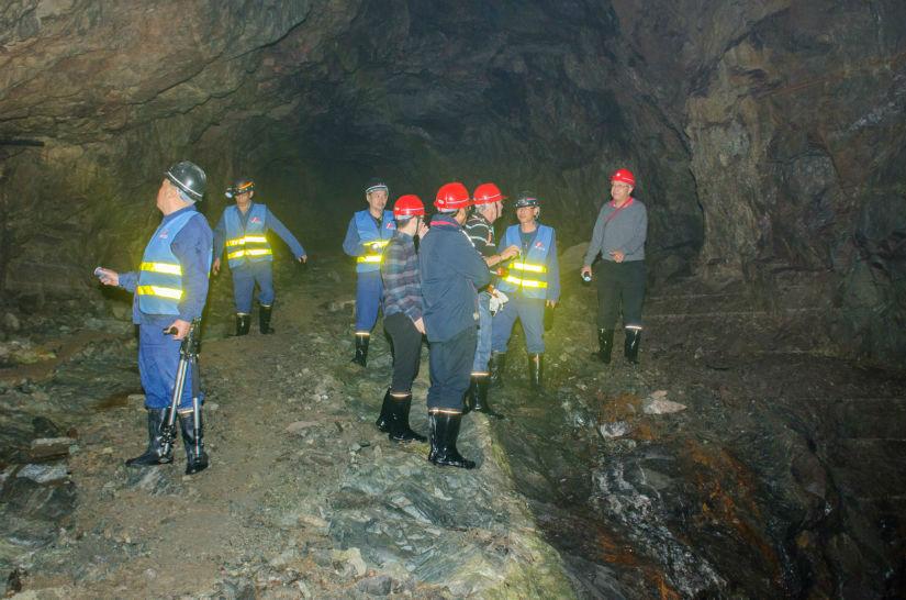 矿山考察 9