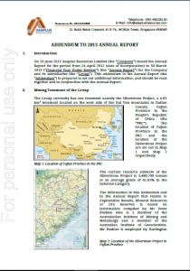 Reports 2013 A